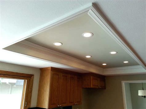 how to replace a recessed light with a ceiling fan replace fluorescent light fixture recessed lighting