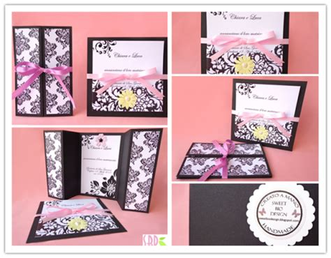 how to make diy wedding invitations how to