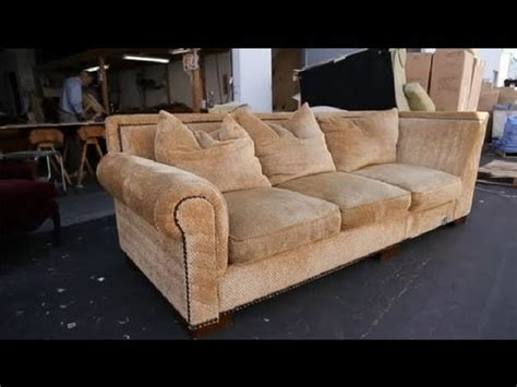 how to fix a sunken couch how to repair a sagging sofa how to repair a sagging