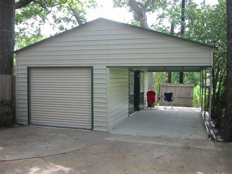 Car Port Garage by Garage With Carport Pdf Carport Conversion Plans
