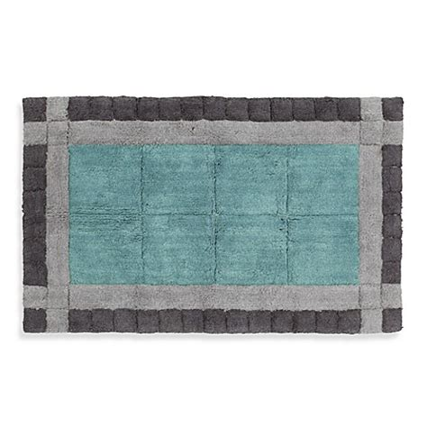 Bed Bath And Beyond Bathroom Rugs Buy Byzantine Cotton Bath Rug From Bed Bath Beyond