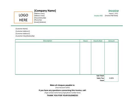 Simple Sales Invoice Template Invoice Template Ideas Window Tint Invoice Template