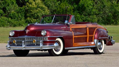 Pictures Of Chrysler Cars by 1946 1949 Chrysler Town Country Convertible Picture