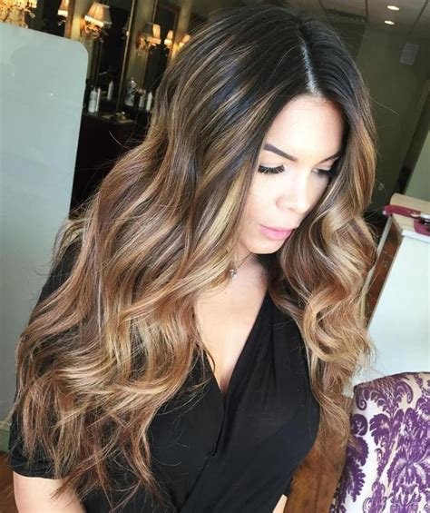 caramel hair colour on 60 year old 17 best ideas about red balayage hair on pinterest red