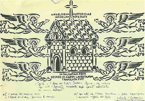 loreto casa della madonna storia