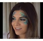 Maquiagem Com Glitter Para O Carnaval 27 Fotos Se