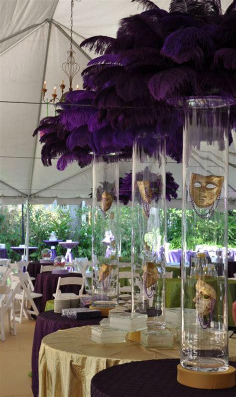 mardi gras centerpieces pin masquerade decoration and centerpiece ideas pictures
