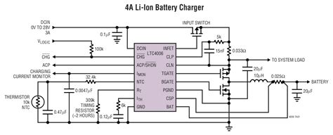 Baterai Nokia Bl 4c Li Ion Ic Power Real Capacity 1000mah li ion battery charger circuit design circuit and