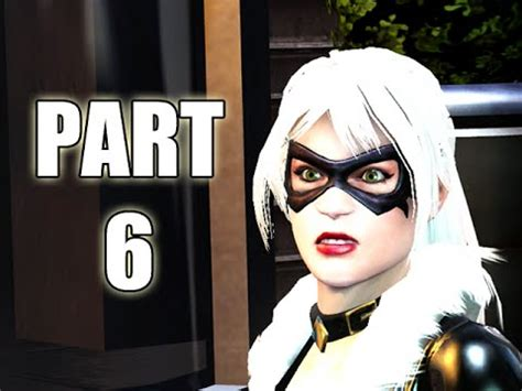 Oceanseven Wos Wolverine 22 spider web of shadows episode 6 black cat vidoemo emotional unity