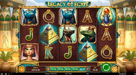 legacy  egypt slot machine  playn  casino slots