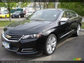 Chevrolet Impala 2014 Ltz 2014 Chevrolet Impala Ltz In Black Photo No 80965003