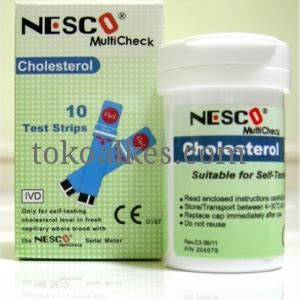 Berapa Alat Tes Kehamilan Di Apotik kolesterol nesco cholesterol tokoalkes