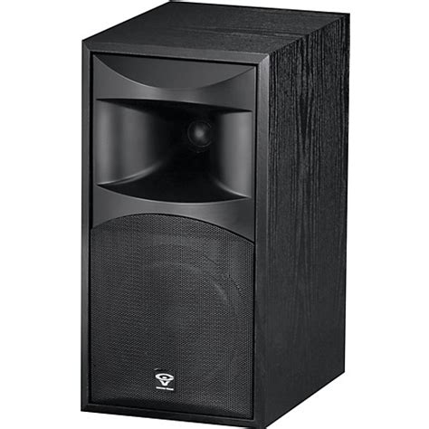 cerwin cls 6 2 way bookshelf speaker musician s friend