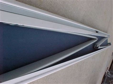 mechanical awnings rv deck lb freedom ii mechanical awning 10 ft canopy shade ebay