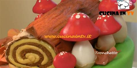 cucina con renato tronchetto ricetta renato da torte in corso dolci