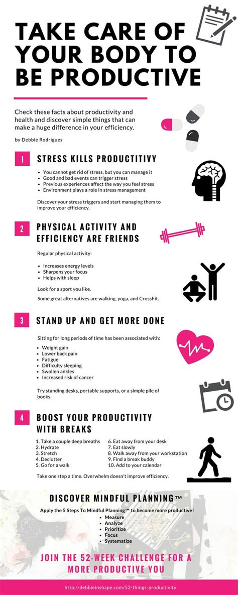 how to care for a how to take care of your to be productive debbie rodrigues