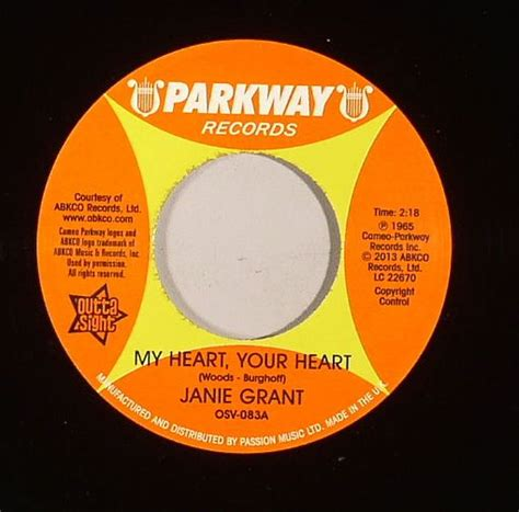 janie grant my heart your heart bei juno records