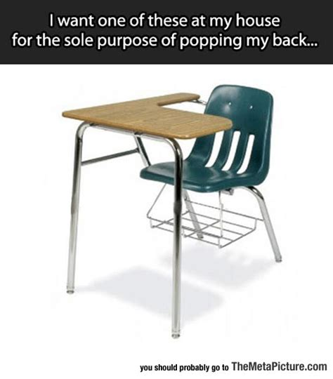 cool school desks no other chair can do the job better