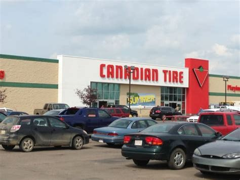 Canadian Tire Stores Spruce Grove Ab Yelp