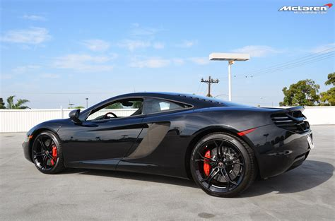 mclaren mp4 12c used sinister mp4 12c coupe pre owned