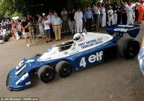 tamiya tyrrell p34 six wheeler it competitive