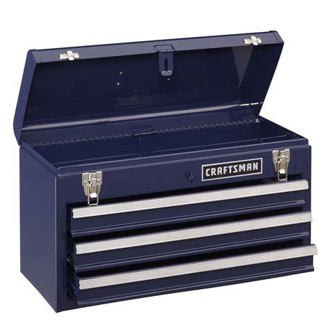 Craftsman 3 Drawer Portable Chest by Craftsman 3 Drawer Portable Chest Midnight Blue Shop