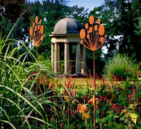 parsley metal garden sculpture garden sculptures