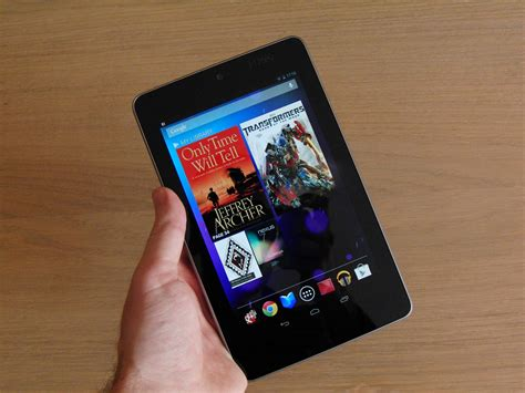 Tablet Nexus 7 nexus 7 tablet vs barnes noble nook hd comparison review pc advisor