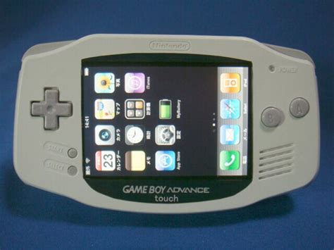 mod gameboy sp game boy advance iphone case mod