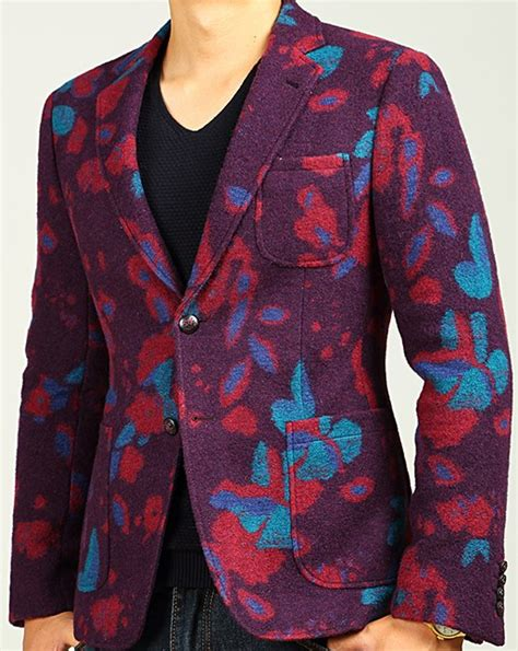 colorful blazers for baggage clothing