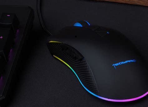 Mouse Malaysia tecware introduces two new rgb gaming mice in malaysia