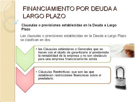 plazos para pagar las deudas tributarias club del asesor decisiones de financiamiento presentaci 243 n powerpoint