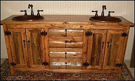 Rustic Style Bathroom Vanities Rustic Log Cabin Bathroom Vanities Log Cabin Rustic Bathroom Vanities Cabin Style Bathrooms