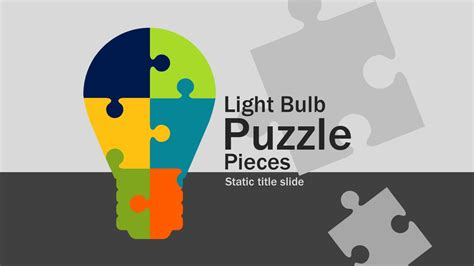 Jigsaw Png For Powerpoint Transparent Jigsaw For Powerpoint Templates Puzzle