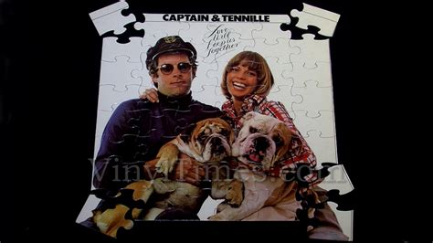 film love will keep us together captain and tennille love will keep us together album cover