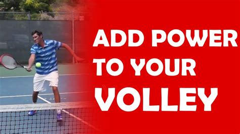 how to get more power in your baseball swing add power to your volley hit with more power youtube