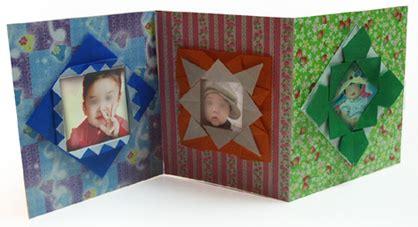 Origami Photo Album - origami photo album