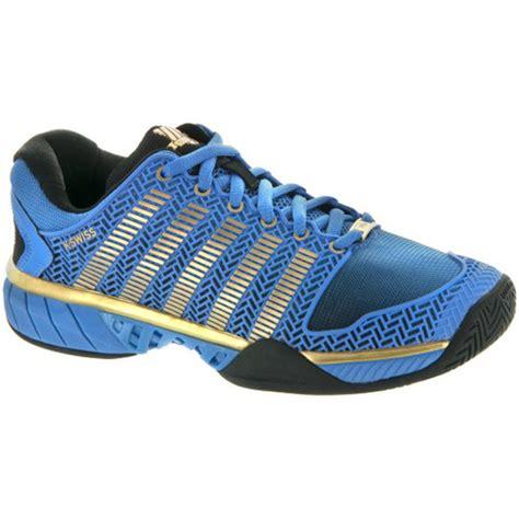 k swiss hypercourt express 50th s tennis shoe blue