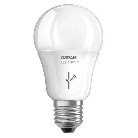 Osram Sylvania Lightify 60w Equivalent Tunable Soft White Sylvania Led Light Bulbs