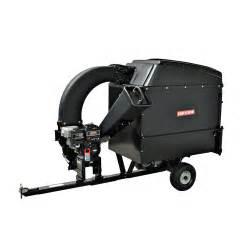 craftsman 25583 craftsman 71 25013 chipper vac riding mower attachment