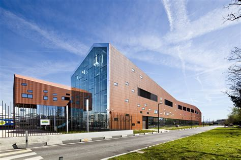 gennevilliers center atelier d architecture