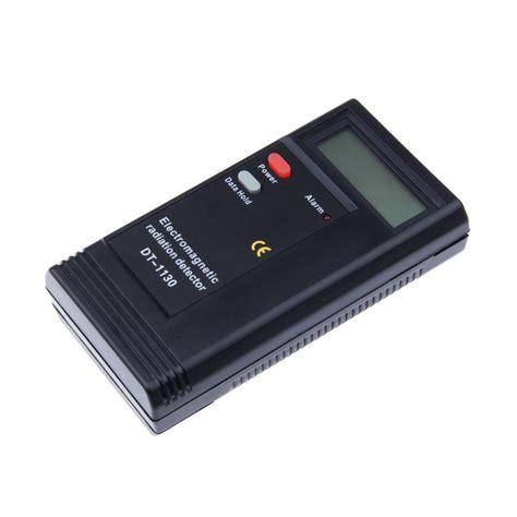 Digital Electromagnetic Radiation Detector Dt 1130 Digital Electromagnetic Radiation Detector Dt 1130 Black Jakartanotebook