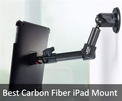 Best Carbon Fiber Ipad Mount Holder For Ipad Pro Ipad Air