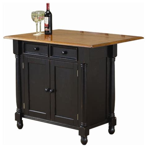 Kitchen Cart And Island Sunset Selections Kitchen Island Modern Kitchen Islands And Kitchen Carts By Wayfair