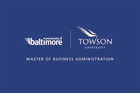 Ub Towson Mba Requirements by U S News Ranks Ub Towson S Mba Metromba