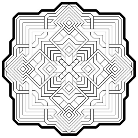 math pattern coloring pages geometry coloring pages coloring for grown ups drawing