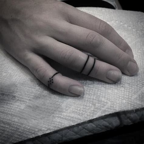 tattoo on pinky finger pain 13 best stick and poke tattoos images on pinterest cute