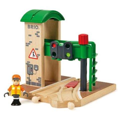 train bois brio brio station de contr 244 le et d aiguillage circuit et