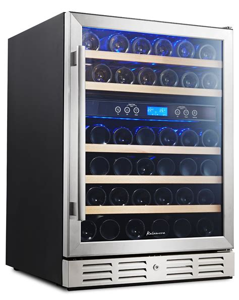 24 inch counter wine cooler best kalamera wine cooler reviews 2017 ultimate buyers guide