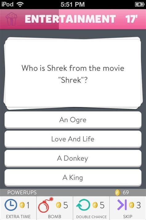 biography movie quiz 98 best images about tv and movies on pinterest shrek